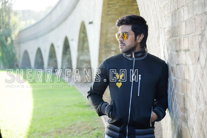 Ram Charan Teja S Stylish Pic From Orange Movie